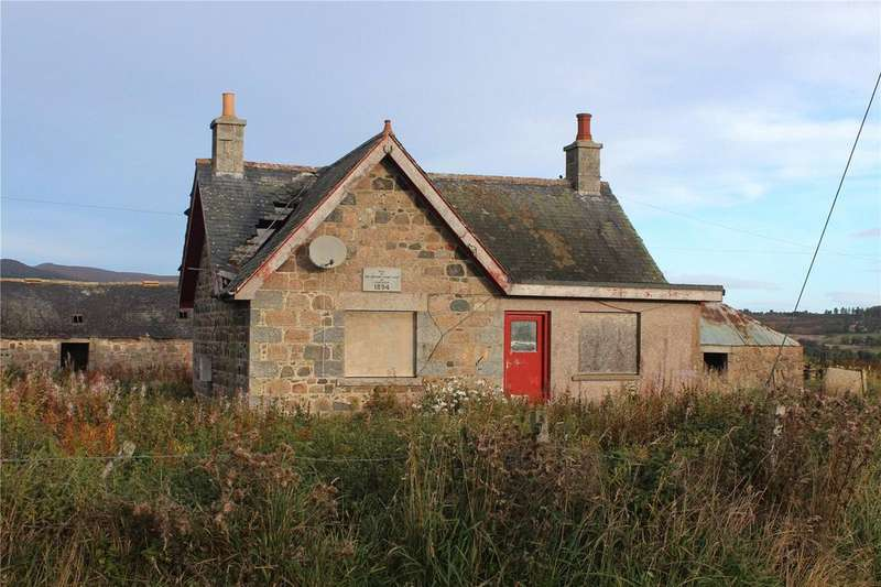 Plot Commercial for sale in Upper Coullie Lot 1, Blairdaff, Inverurie, Aberdeenshire