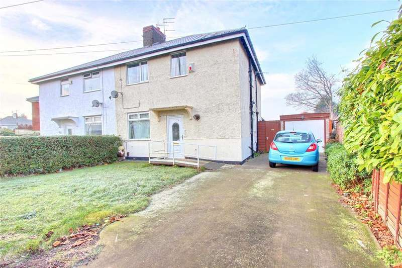 3 Bedrooms Semi Detached House for sale in Normanby Road, Eston