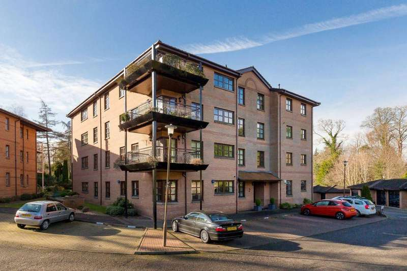 2 Bedrooms Ground Flat for sale in 2/2 Craufurdland, Edinburgh, EH4 6DL