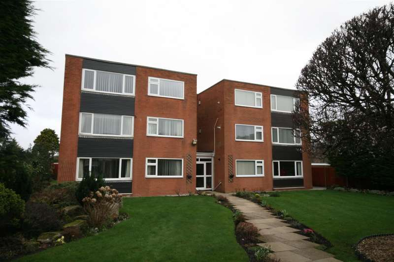 2 Bedrooms Flat for sale in Fellborough Lodge, St Annes Rd East, Lytham St Annes
