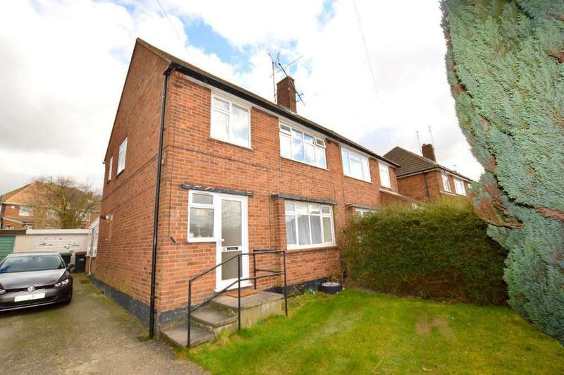3 Bedrooms Semi Detached House for sale in Tenth Avenue, Luton, LU3 3EP