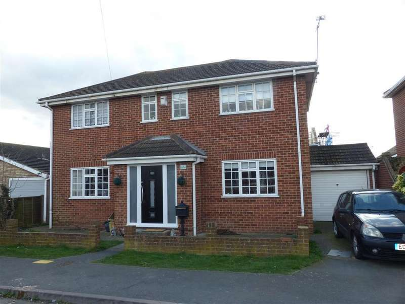 4 Bedrooms Detached House for sale in Florence Road, Canvey Island