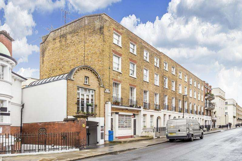 1 Bedroom Flat for sale in Tiger House, Burton Street, London, WC1H