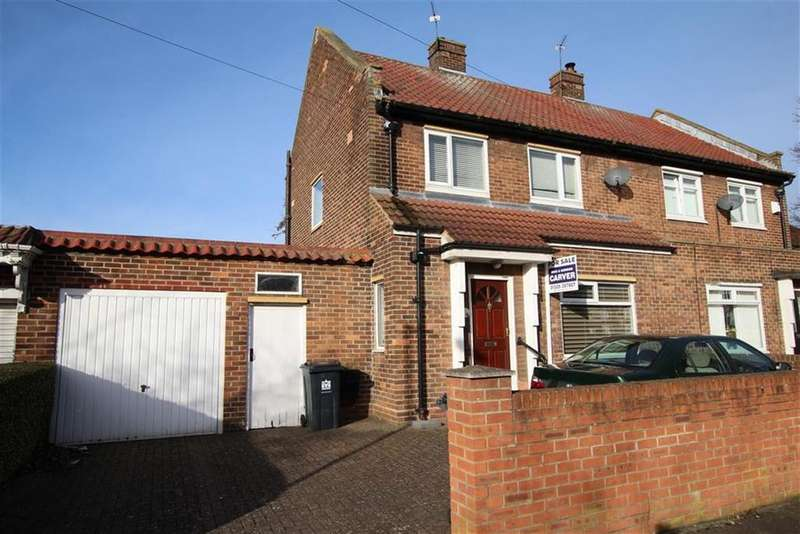 3 Bedrooms Semi Detached House for sale in Estoril Road South, Darlington
