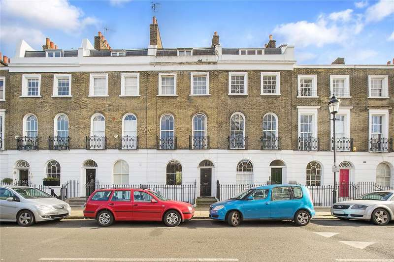 6 Bedrooms Terraced House for sale in Gibson Square, London, N1