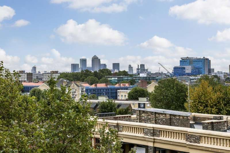 2 Bedrooms Flat for sale in Cuff Point, Columbia Road, London, E2