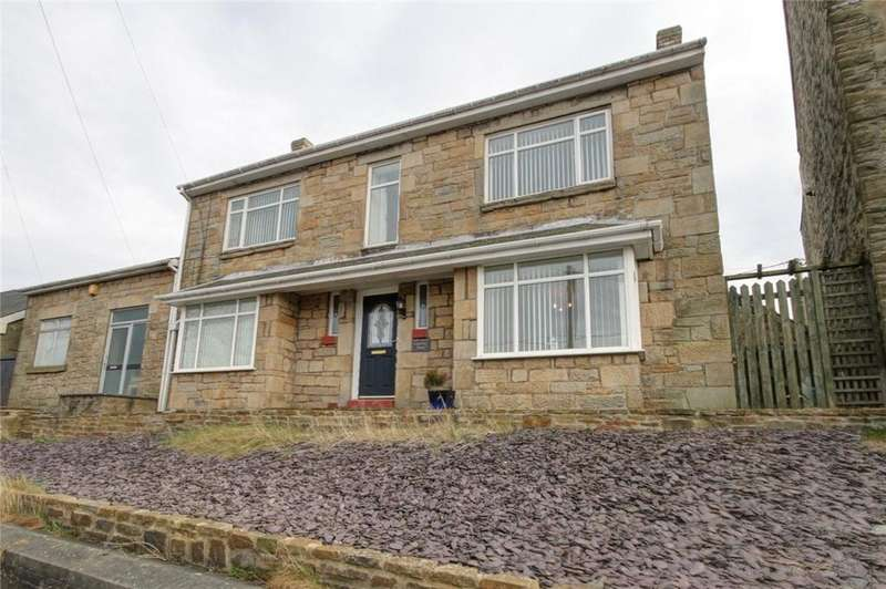 3 Bedrooms Link Detached House for sale in St Ives Road, Leadgate, Consett, DH8