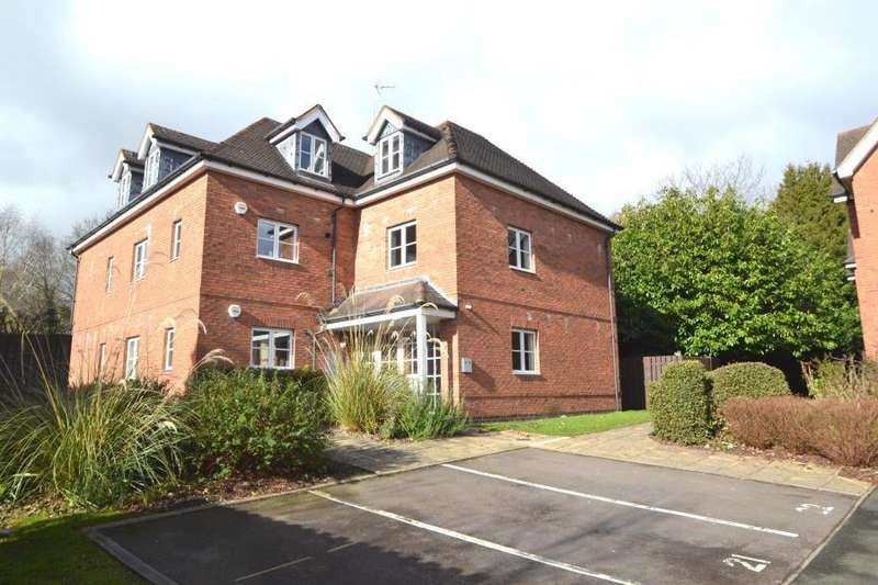 2 Bedrooms Apartment Flat for rent in Cavendish Court, Oakhill Close, Harborne