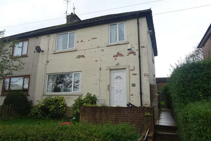 3 Bedrooms Semi Detached House for sale in Thornaby Drive, Clayton, Bradford, West Yorkshire, BD14