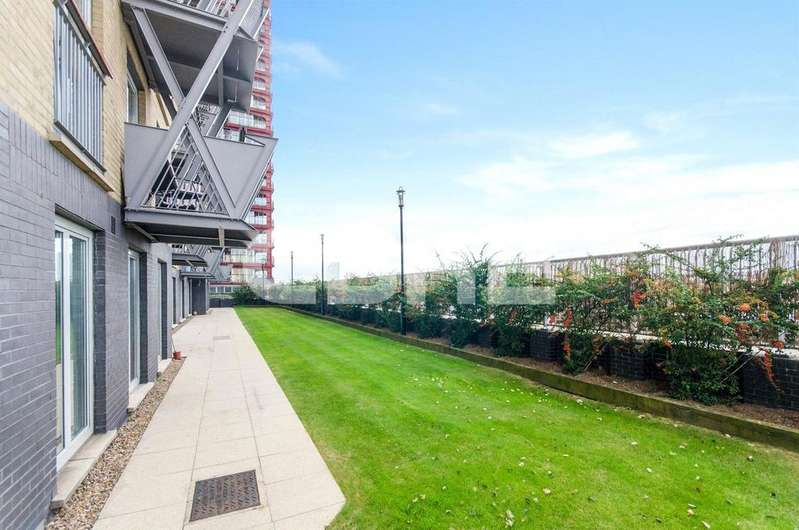 2 Bedrooms Apartment Flat for sale in Vanguard Building, Docklands, E14