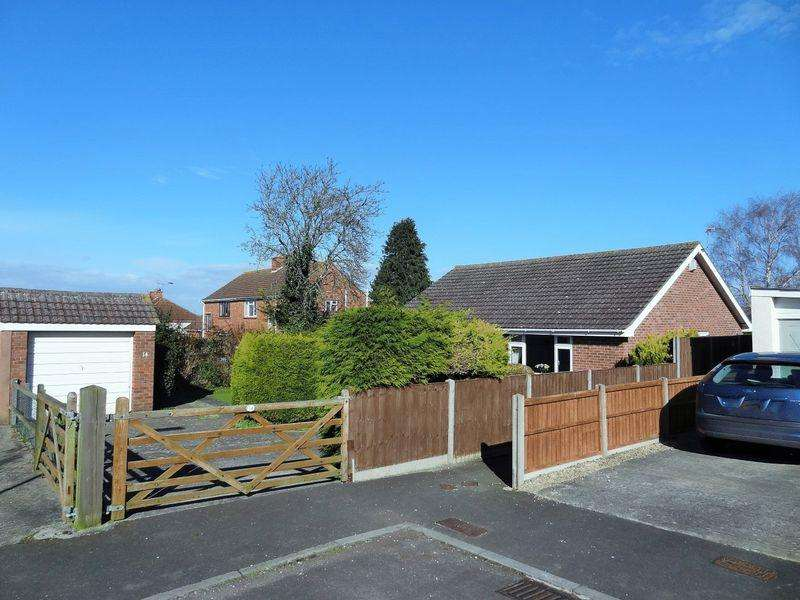 3 Bedrooms Detached Bungalow for sale in Maple Close, Puriton, Bridgwater