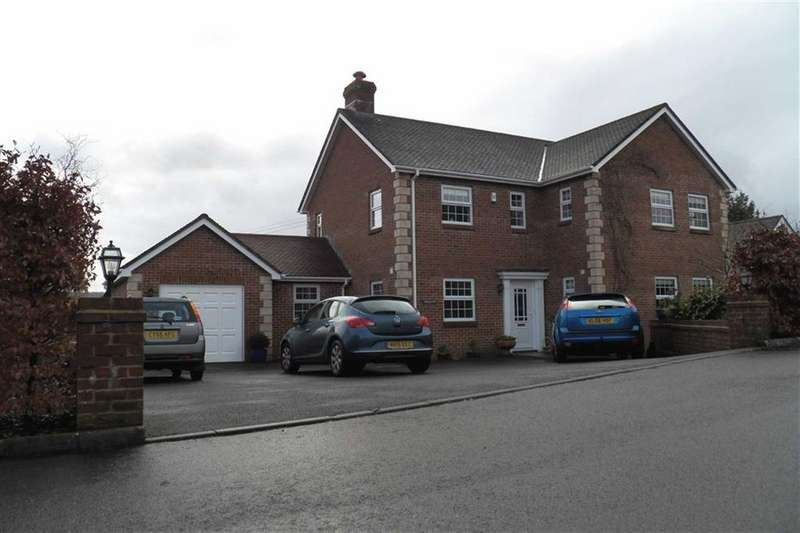 4 Bedrooms Property for sale in Llanegwad, Nantgaredig