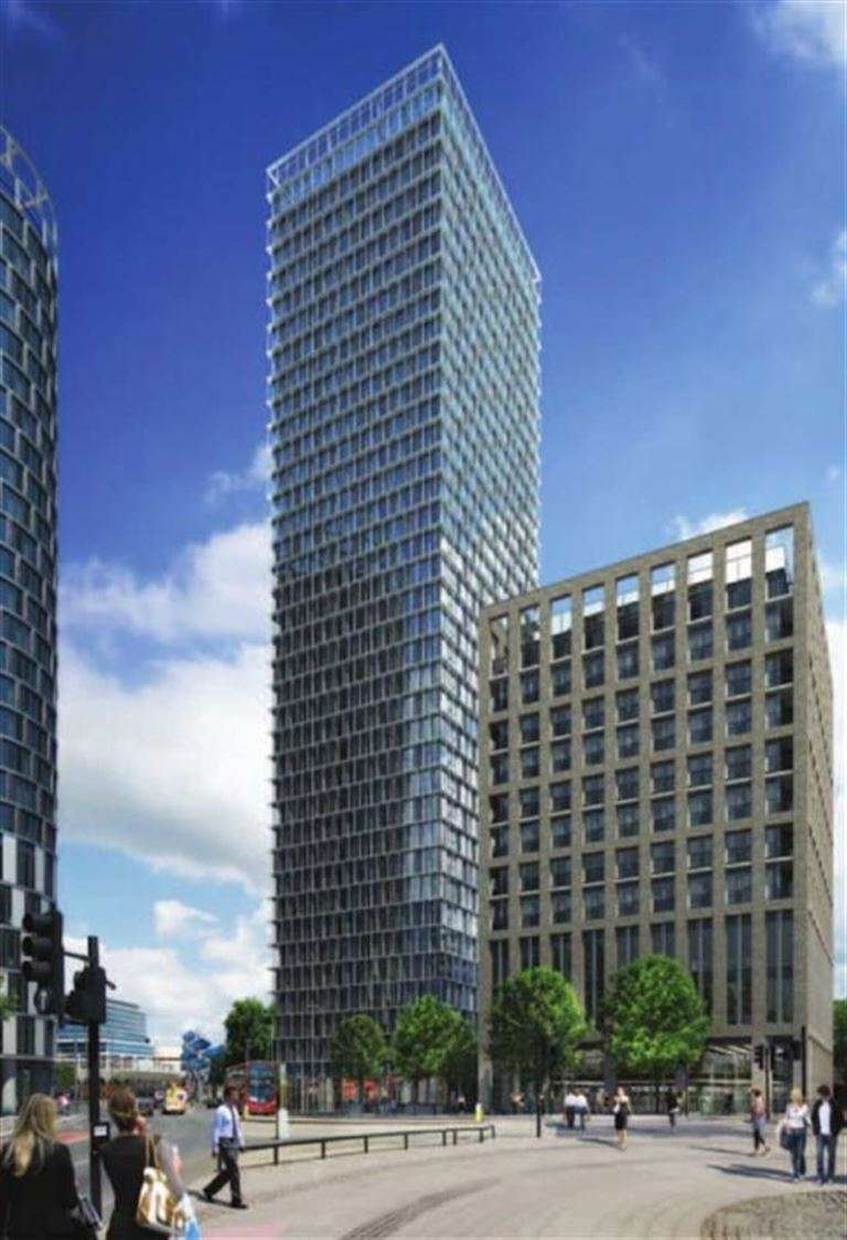 2 Bedrooms Property for sale in Stratosphere, Stratford, E15