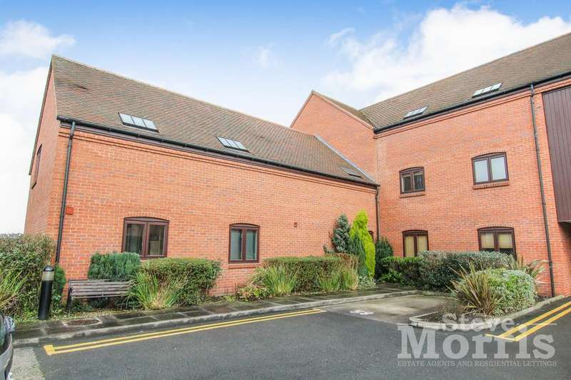 3 Bedrooms Apartment Flat for sale in The Greaves, Minworth, Sutton Coldfield B76