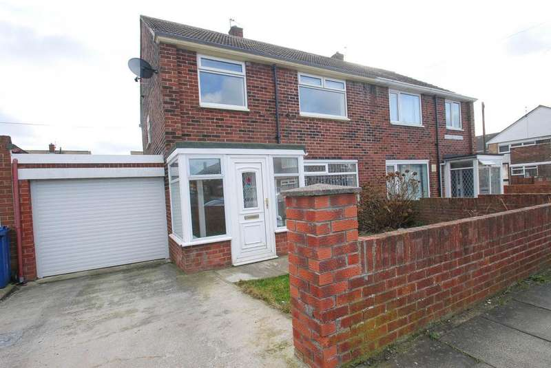3 Bedrooms Semi Detached House for sale in Gainsborough Avenue, South Shields