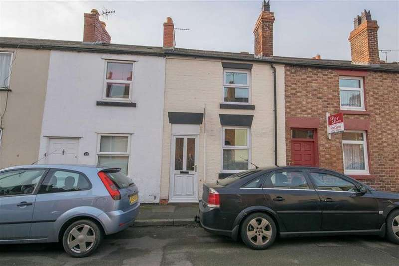 2 Bedrooms Terraced House for sale in Gladstone Street, Mold, Mold