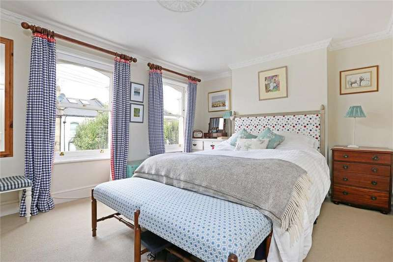 2 Bedrooms Maisonette Flat for sale in Reporton Road, Fulham, London, SW6