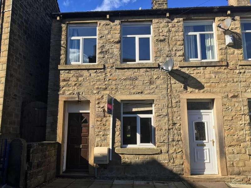 2 Bedrooms Terraced House for sale in King Street, Skelmanthorpe, Huddersfield, HD8 9DY