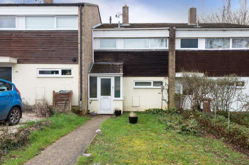 3 Bedrooms Terraced House for sale in Leafield Road, Temple Cowley, Oxford