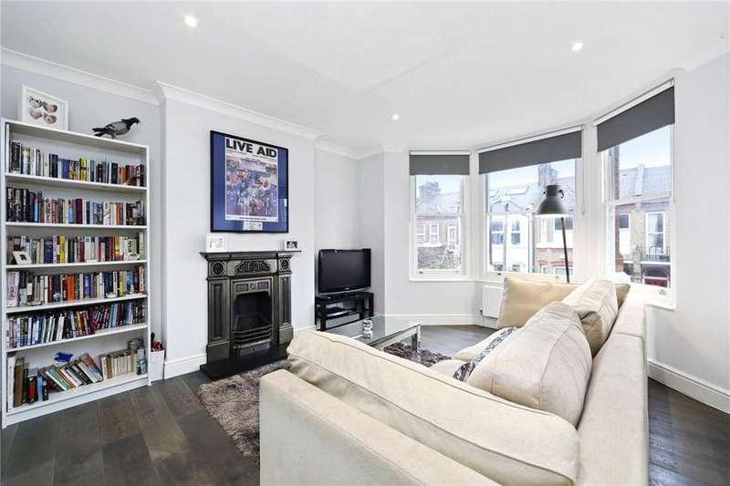 3 Bedrooms Flat for sale in Bathurst Gardens, Kensal Rise, London, NW10