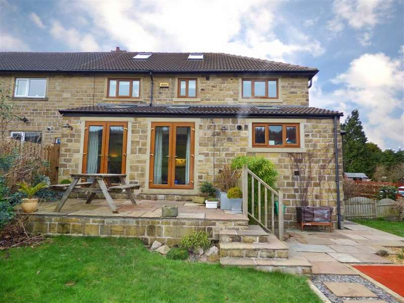 4 Bedrooms Property for sale in The Lodge, Linthwaite, HUDDERSFIELD, West Yorkshire, HD7