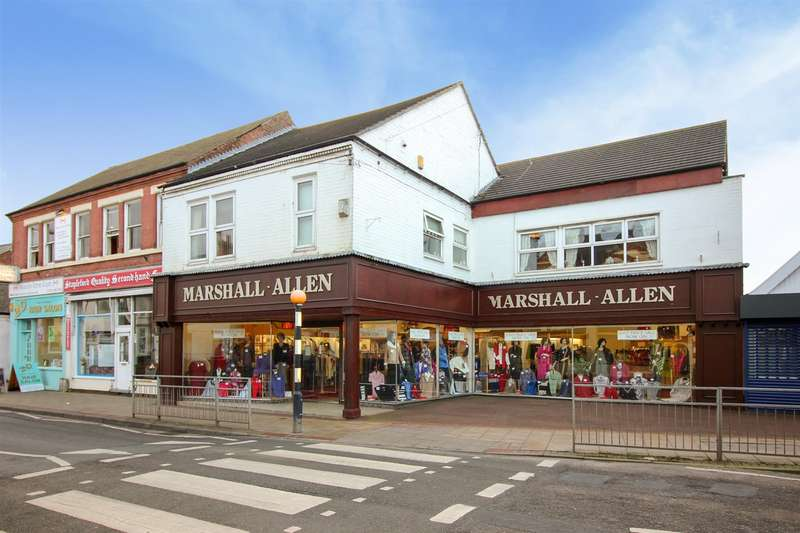 3 Bedrooms Shop Commercial for sale in Derby Road, Stapleford, Nottingham