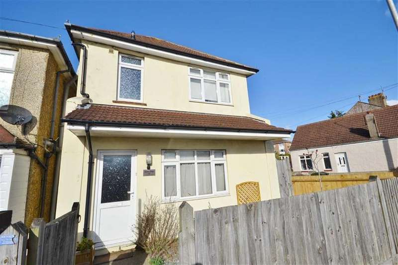2 Bedrooms Detached House for sale in Portslade