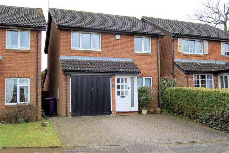 3 Bedrooms Detached House for sale in Grange Close, Hitchin, Hertfordshire