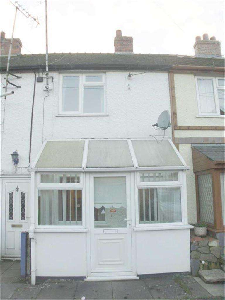 2 Bedrooms Terraced House for sale in 4, Cliff View, Llanymynech, Powys, SY22