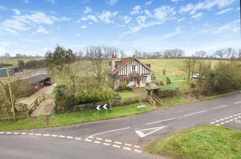 4 Bedrooms Detached House for sale in Aldsworth, Emsworth, PO10