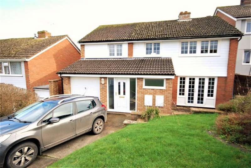4 Bedrooms Detached House for rent in Grove Hill, Colyton