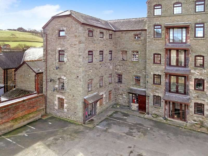 1 Bedroom Apartment Flat for sale in The Wool Exchange, Brecon Road, Builth Wells, Powys