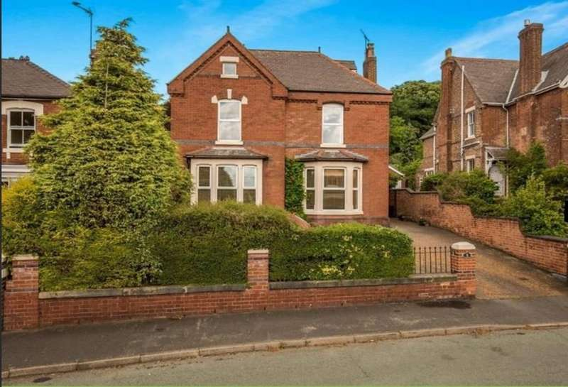6 Bedrooms House for sale in Clay Street, Stapenhill
