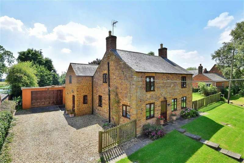 5 Bedrooms Detached House for sale in Main Street, Slawston