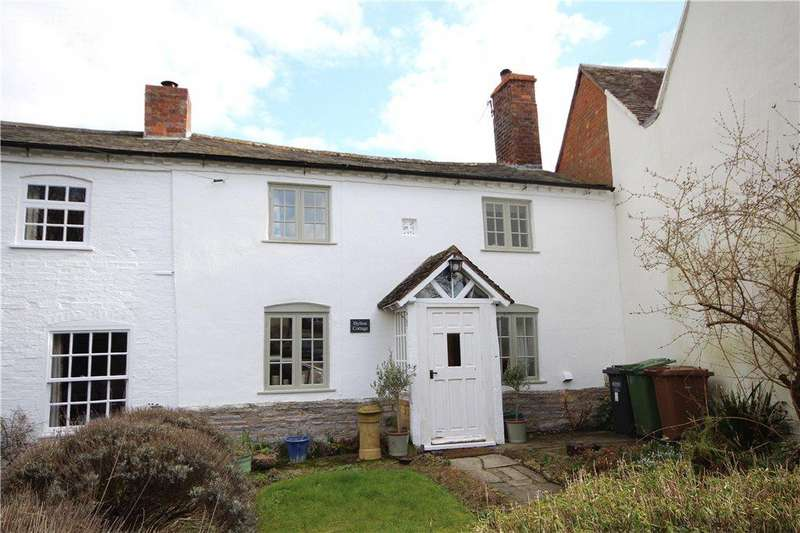 4 Bedrooms Semi Detached House for sale in Friday Street, Pebworth, Stratford-upon-Avon, Warwickshire, CV37