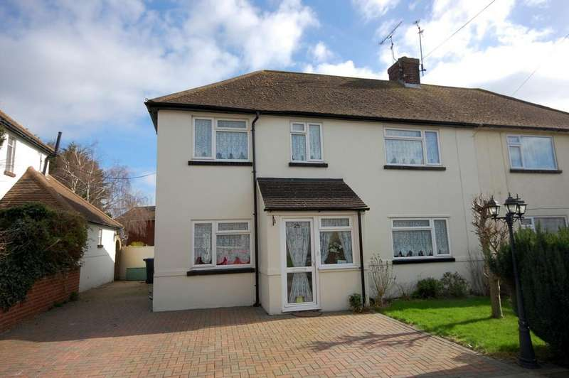 4 Bedrooms Semi Detached House for sale in Grafton Rise, Herne Bay