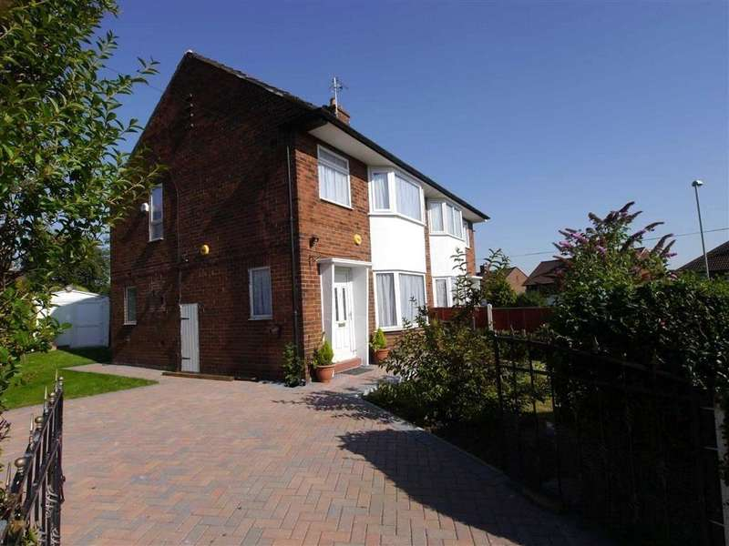3 Bedrooms Semi Detached House for sale in Queensthorpe Rise, Leeds, West Yorkshire