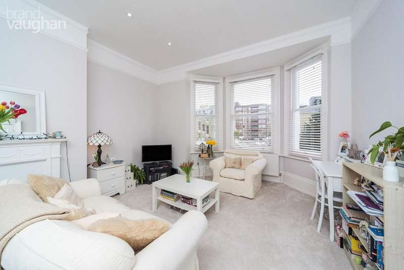 1 Bedroom Flat for sale in Denmark Villas, Hove, BN3