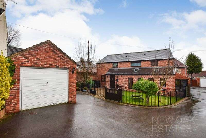 3 Bedrooms Detached House for sale in Lancaster Road, Newbold