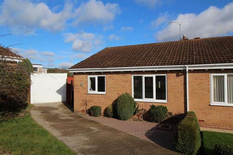 2 Bedrooms Semi Detached House for sale in Kingsdale, Worksop