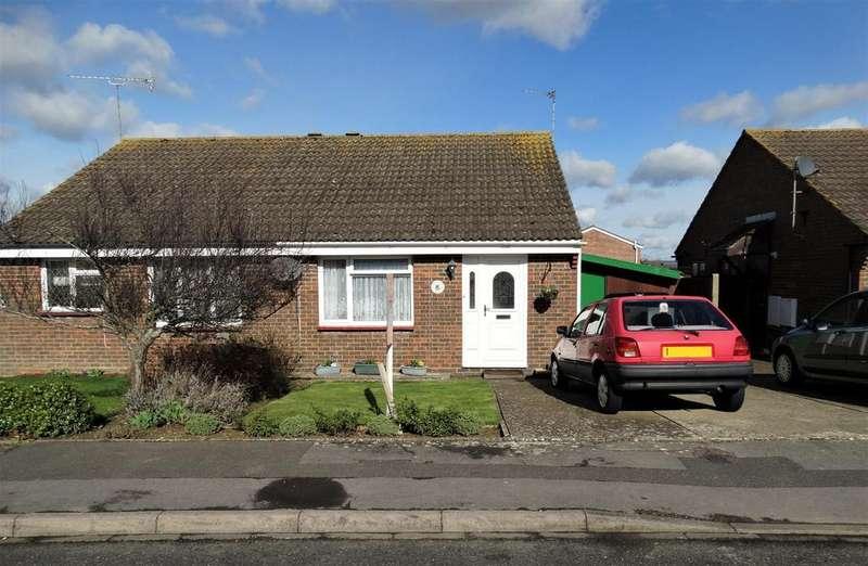 2 Bedrooms Semi Detached Bungalow for sale in North Bersted, Bognor Regis