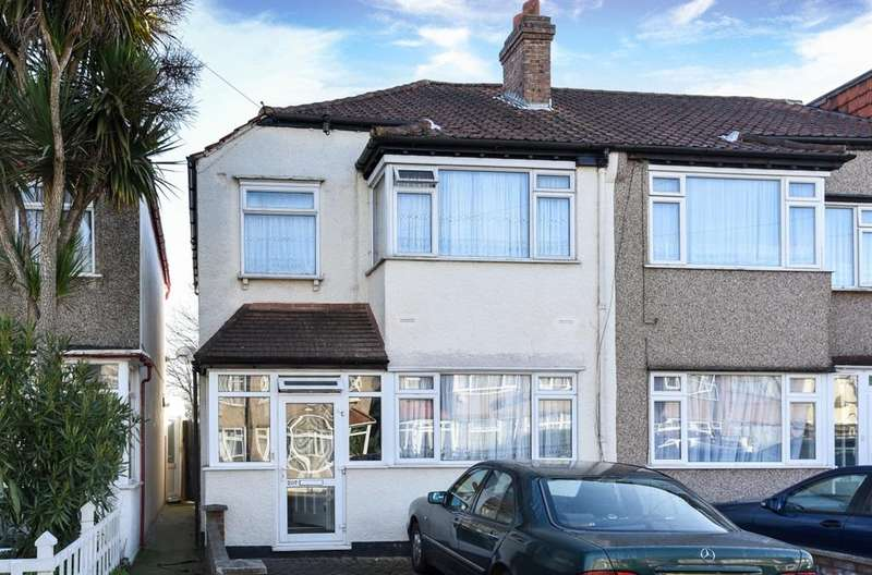 3 Bedrooms End Of Terrace House for sale in Galpins Road, Thornton Heath CR7