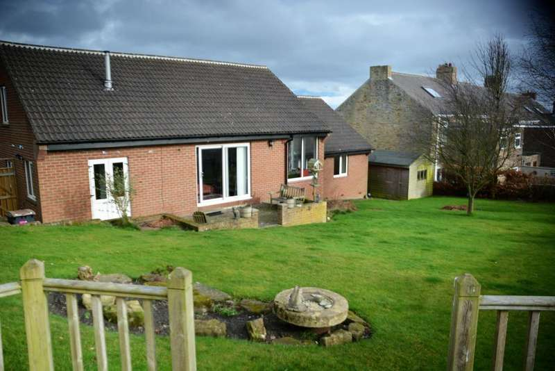3 Bedrooms Detached Bungalow for sale in Pont View, Leadgate, Consett DH8