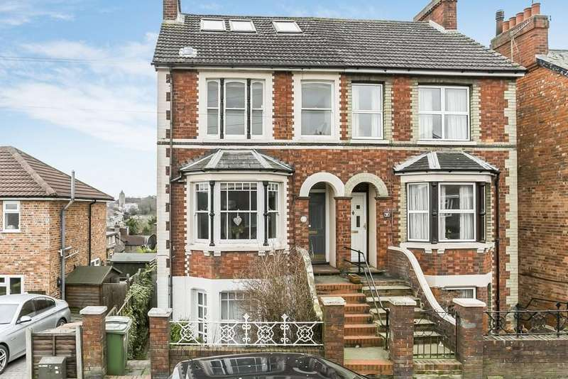 3 Bedrooms Maisonette Flat for sale in Holmewood Road, Tunbridge Wells