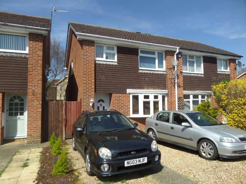 3 Bedrooms Semi Detached House for sale in Goldsmith Drive, Newport Pagnell, Buckinghamshire