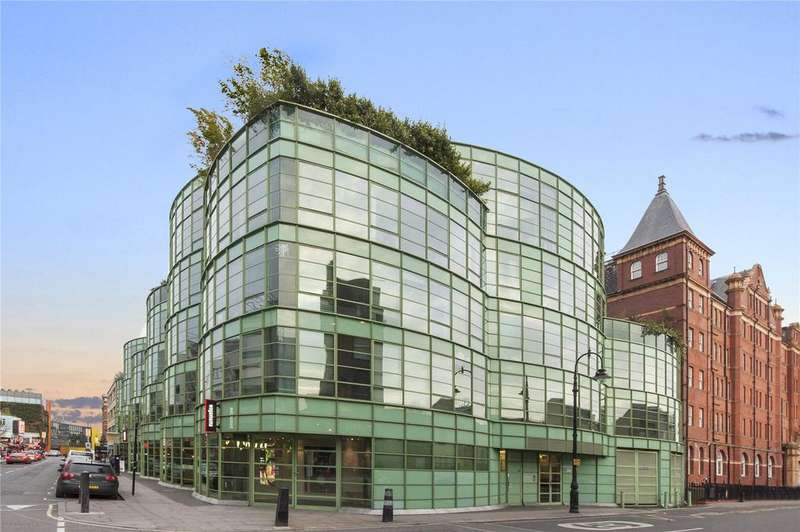 2 Bedrooms Flat for sale in The Glass Building, 226 Arlington Road, Camden Town, London