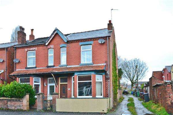 3 Bedrooms Semi Detached House for sale in Ashland Avenue, Ashton in Makerfield