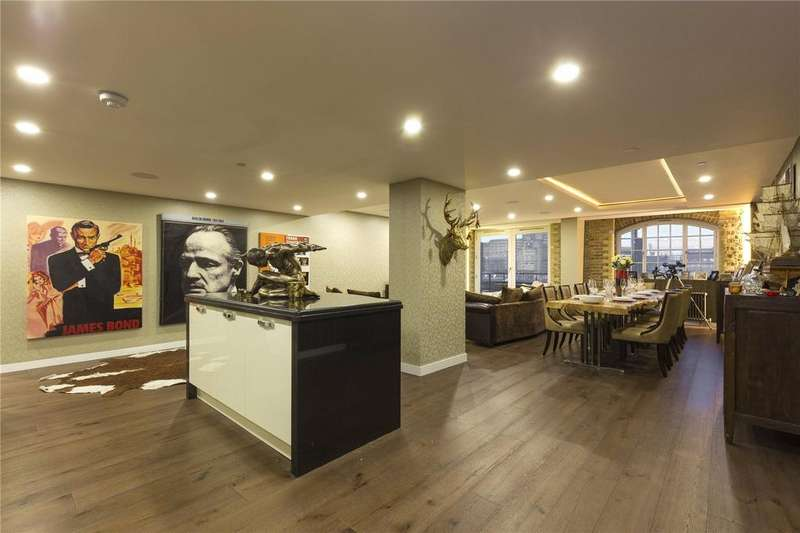 3 Bedrooms Apartment Flat for sale in Butlers Wharf Building, 36 Shad Thames, London, SE1