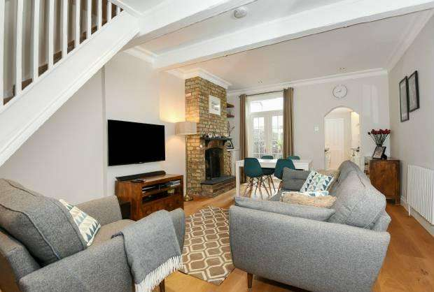 2 Bedrooms Terraced House for sale in Oxford Road Windsor