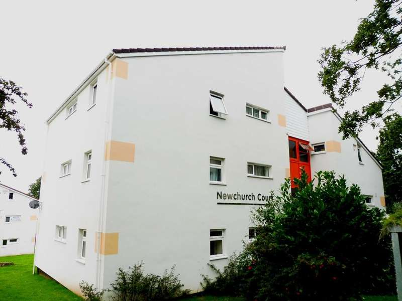 2 Bedrooms Apartment Flat for sale in Newchurch Court, St. Dials, Cwmbran